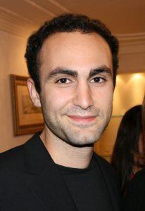 Khalid Abdalla Key Actor in Arab Spring