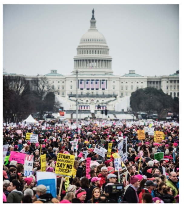 Women's Rights march