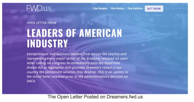 Dreamers helped by leaders