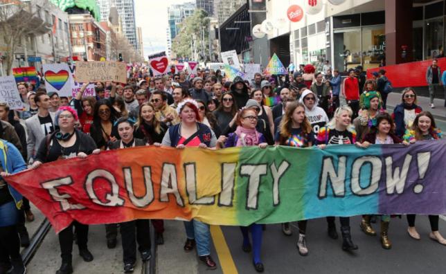 #LGBTQ Rights Australia