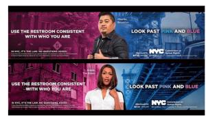 #LGBTQRights Advertisement