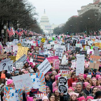 #WomensMarch