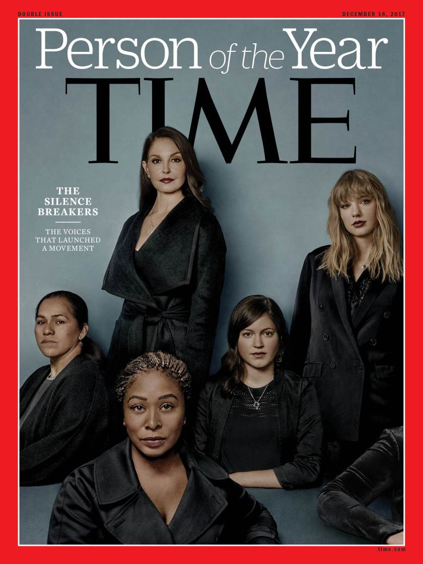 2017 Time Magazine Cover