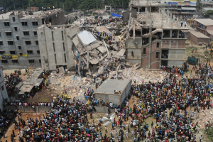 #WhoMadeMyClothes Rana Plaza, fast fashion, garment factory, garment industry
